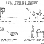 The youth group